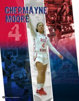 Digital - Basketball - Chermayne Moore