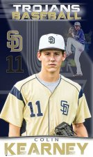Banner -  Elkin High School Baseball Senior