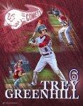 Poster - 2016 West Carter High School Baseball Seniors