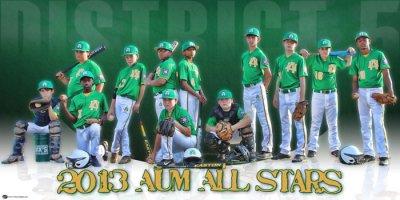 Banner - 2016 Flower Mound Warriors Baseball Team - Replacement