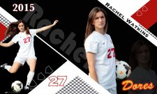 Banner - Layfayette Commodores 2016-17 Senior Soccer Players