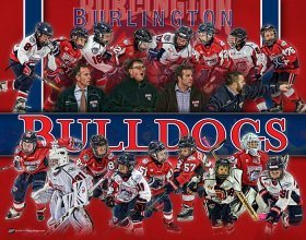 Collage - Burlington Bulldogs Novice Select - Added Items