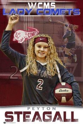 Banner -  West Carter High School Volleyball