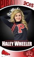 Banner - I. C. Norcom High School Cheerleaders