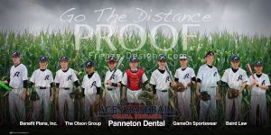 Banner - 2021 Black Diamonds Baseball Team