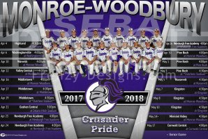 Schedule - Monroe-Woodbury 2018 Baseball Schedule - Final