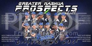 Banner - Greater Nashua Prospects Baseball Team