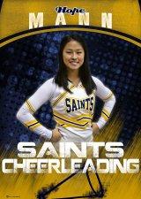 Banner - 2019-20 Central Christian Saints Cheer Seniors