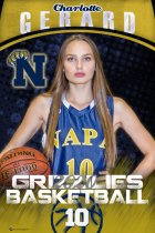 Banner - 2021 Napa Grizzlies Basketball Seniors