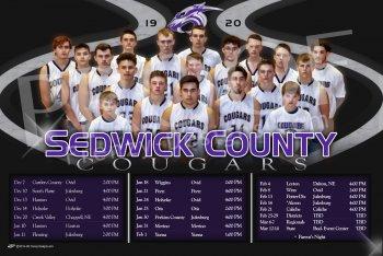 Schedule - 2020-21 Sedgwick High School - Volleyball