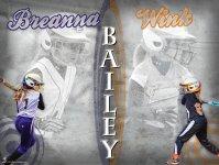 Print - Sister Softball Collage