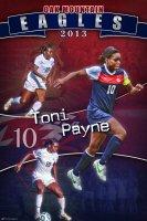 Banner - Oak Mountain Senior Girls Soccer Players