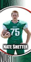 Banner - Lawrence North Senior Football Players Final