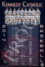 Schedule - Kennedy Catholic 2014 Baseball Schedule