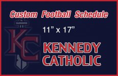 Schedule - 2014 Kennedy Catholic Football Schedule