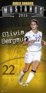 Banner - Merritt Island Senior Soccer Player