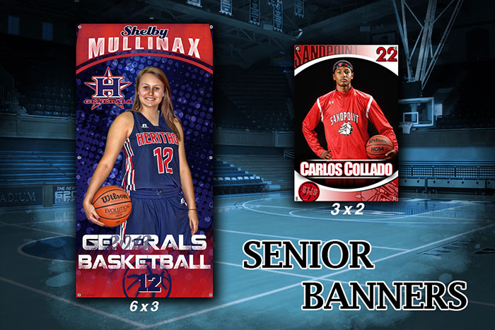 photo gift ideas for senior football - basketball Archives Custom sports posters personalized
